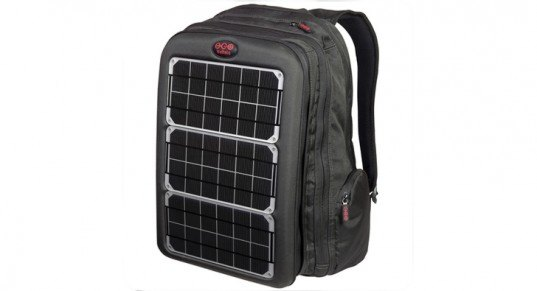 Voltaic Array Solar Backpack, solar power, solar bag, photovoltaic backpack, Top 6 Green Backpacks, Back to School, green backpacks, green bags, sustainable design, green design, sustainable style, sustainable school backpacks, eco bags, sustainable satchels, green bookbags, college student bags