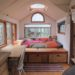 small spaces, natural homes, wagon life, caravan house, home on wheels, perfect writers retreat