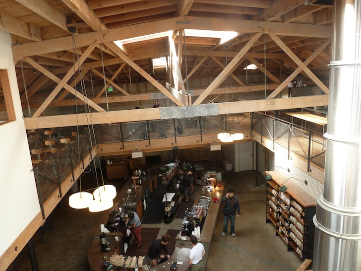 San Francisco's Sightglass Coffee Shows Off Every Angle of the Roasting Business