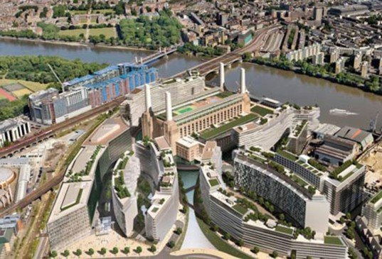 London, Battersea Power Station, SP Setia, Sime Darby, Malaysia, Mixed Use Development, Development, News