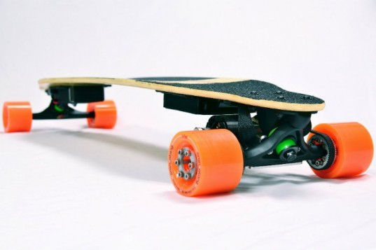Boosted Boards, Electric Skateboard, electric vehicle, skateboard, longboard, world's lightest electric vehicle