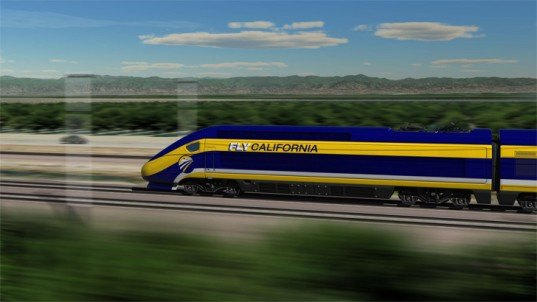 California, high speed rail, U.S. Federal Railroad Administration, Central Valley, Sacramento, San Francisco, Los Angeles, billions, alternate transportation, California High-Speed Rail Authority
