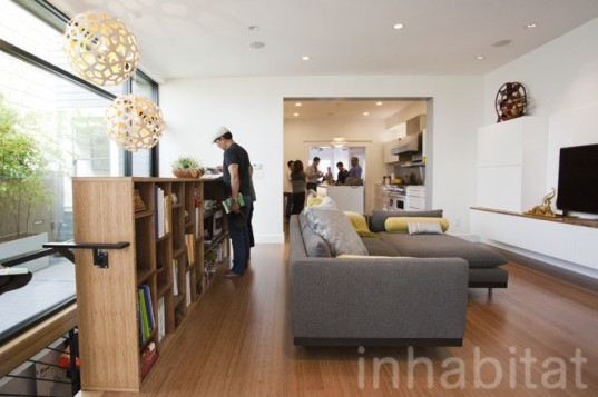 Eddie House, Three Legged Pig Design, AIA SF, San Francisco, home tours, renovation