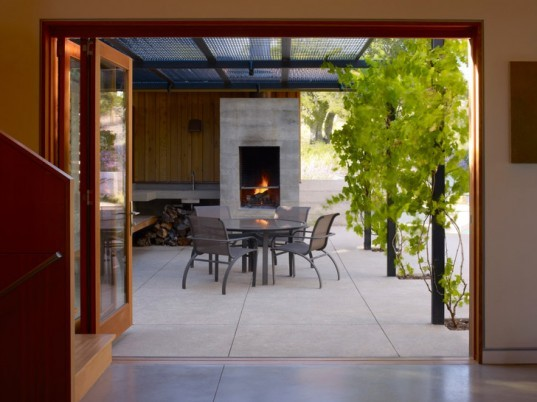 Fernau + Hartman, Sanat Ynez House, California, Architecture, Sustainable, Single Family House