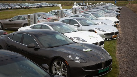 Fisker, Fisker Karma, Fisker World Record, green car, plug-in hybrid, Fisker hybrid, green transportation, automotive world record