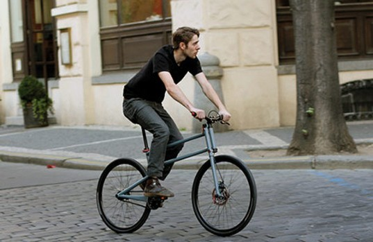 Introducing Folder, a Folding Bike With Full-Sized Wheels by Mikulas Novotny