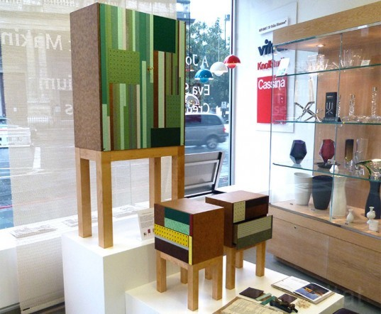 Folkform, Skandium, Brompton Design District, London Design Festival, LDF12, eco design, green design, sustainable design