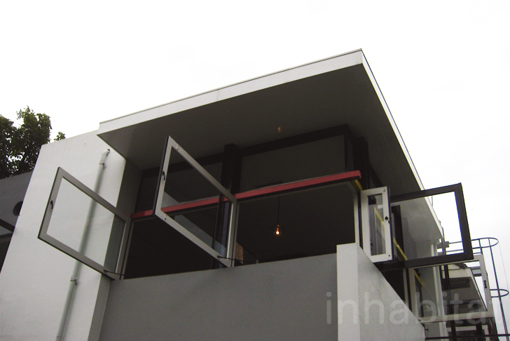 1920\'s Rietveld Schröder House in Utrecht is a Simple, Elegant and ...