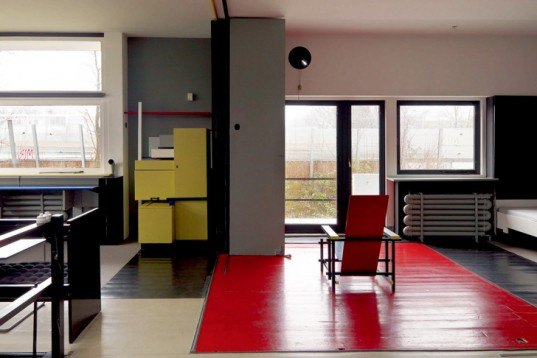 1920 S Rietveld Schr 246 Der House In Utrecht Is A Simple