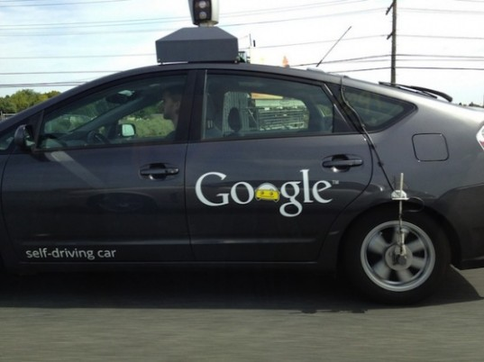 Google, California, Nevada, self-driving car, green transportation, driverless vehicles,