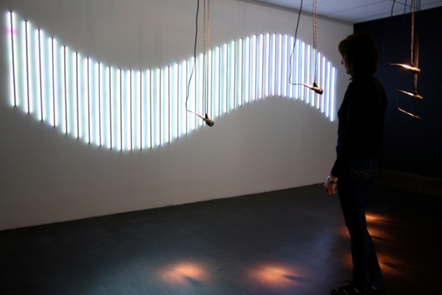 Aether hemeras interactive sound and art installation gives you a design aloadofball Gallery
