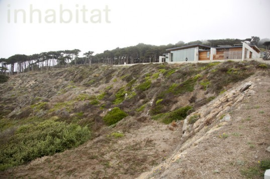 Lands End Lookout, San Francisco, EHDD, Lands End, Sutro Baths, LEED Platinum