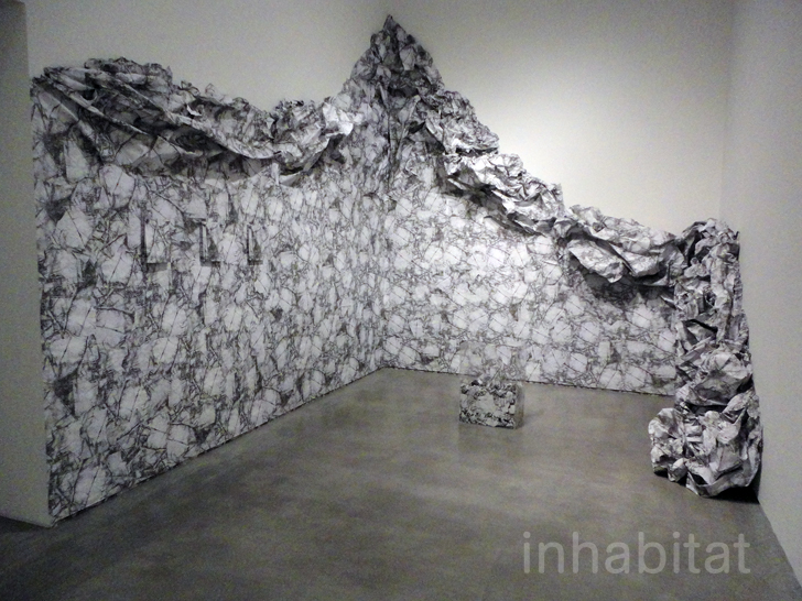 Liliana Porter S Wrinkle Environment Is An Interactive