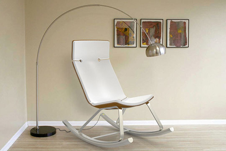 Otarky Rocking Chair By Igor Gitelstain 171 Inhabitat