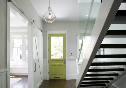 Pacific Heights Townhouse, Feldman Architecture, san francisco, green renovation, eco renovation, daylighting