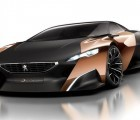 Peugeot Teases Onyx Hybrid Sports Car Ahead of Paris Motor Show Debut