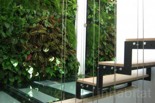 Sanitov, Danish design, Inachus, Floating Home, green wall, energy efficient, solar panels, sauna, hot tub, recycled materials, london, london design festival 2012, ana lisa alperovich, green architecture