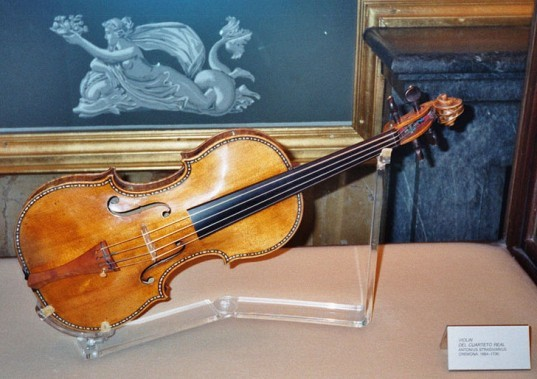 Stradivarius, violin, strad, fiddle, Palacio Real, Madrid, Spanish II Stradivarius