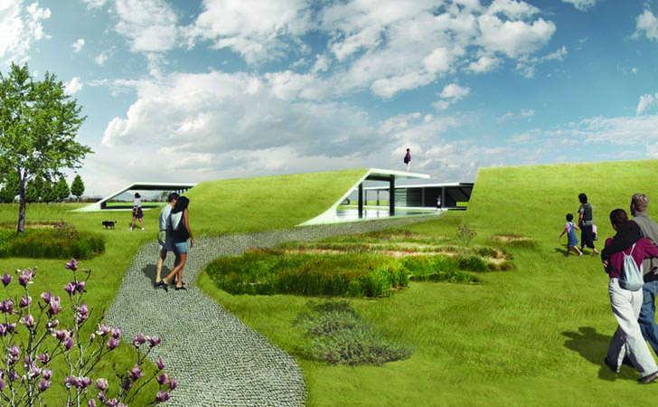 Construction Begins On Texcoco Lake Ecological Park The