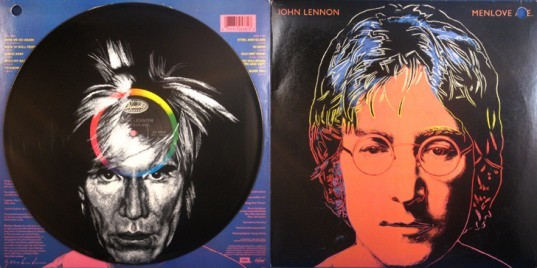 Kurt Cobain, Amy Winehouse, Andy Warhol, Lou Reed, Robert Plant, Jimmy Page, Oasis, the Rolling Stones , The Beatles, john Lennon, Paul McCartney, Record paintings, Vinyl Art, green design, eco design, sustainable design, Daniel Edlen, recycle art, record art, upcycled vinyl records,