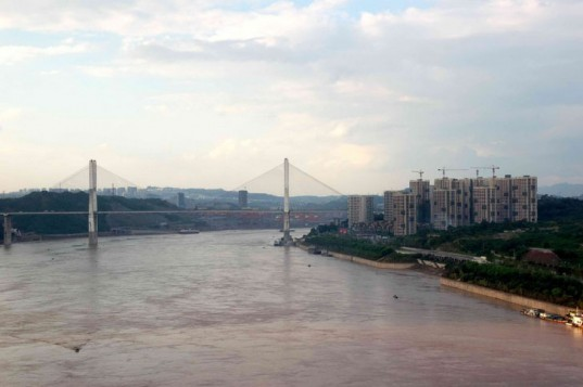 Yangtze River, Yangtze, Chongqing city, China