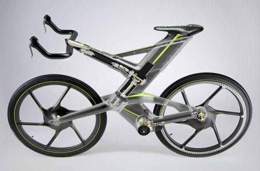 Continuously Ergonomic Race Vehicle, CERV, bicycle, cycling, cyclists, eurobike, priority designs, cannondale, cutting edge technology, bike frame, transformer