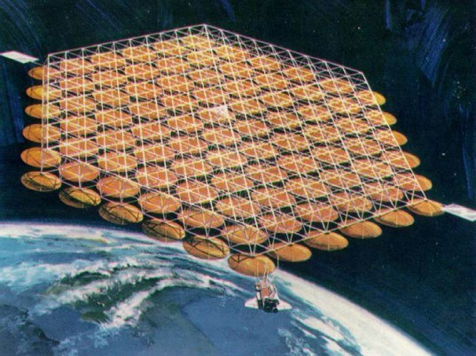 The Dyson-Harrop Satellite, solar wind space satellite, solar winds, space sail