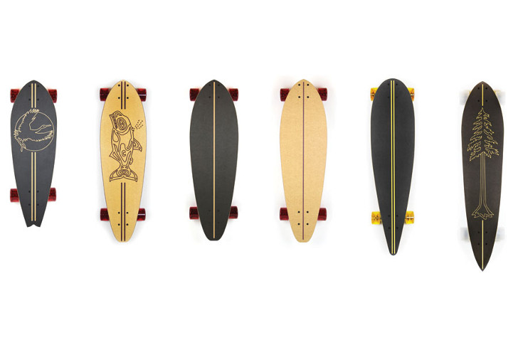 Grow anthology crafts vintage inspired longboards from recycled design solutioingenieria Choice Image