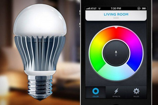 lifx, bulb, led, lighting, wi-fi, application, color changing, efficient