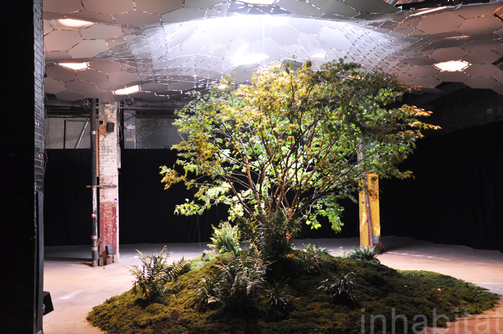 PHOTOS: Full Scale Model of NYC's Low Line Underground Park Unveiled on the Lower East Side!