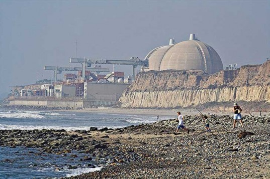 nuclear, power, plant, san onofre, california
