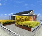 Japan's Omotenashi House to Promote a Self-Sufficient Lifestyle at 2012 Solar Decathlon Europe