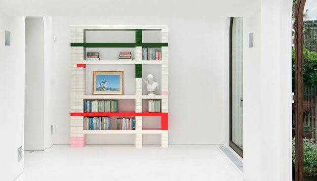 Andy Martinu0027s Undergraduate Shelving Is A Playful Solution To Storage Needs