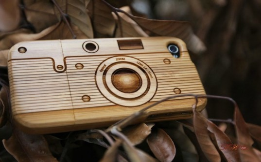 signicase, wood phone case, phone technology, eco-friendly design, green phones, environmentally friendly design