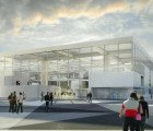 OMA Wins Competition With Daylight-Filled École Centrale School of Engineering in France