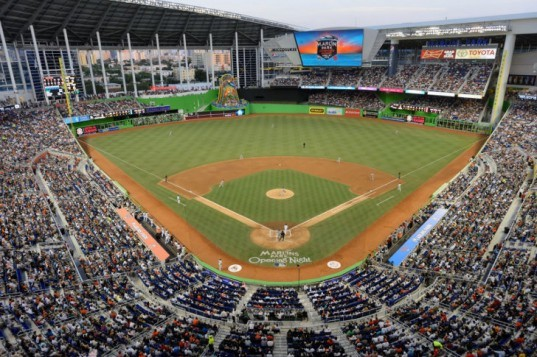 energy-efficiency, green sports, sustainable stadiums, baseball stadium, ball park, alliance to save energy, miami marlins