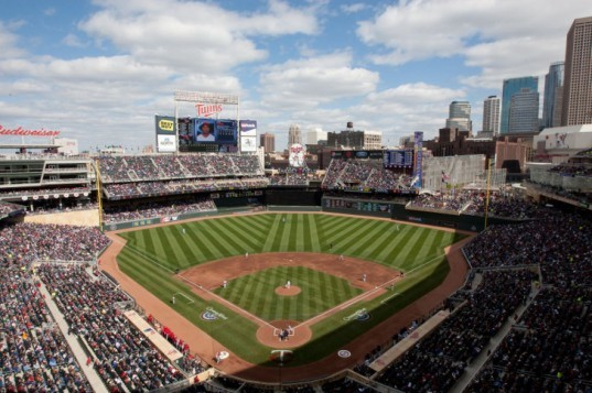 energy-efficiency, green sports, sustainable stadiums, baseball stadium, ball park, alliance to save energy, target field, minnesota twins