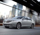 2013 Lincoln MKZ Hybrid is America's Most Fuel-Efficient Luxury Car
