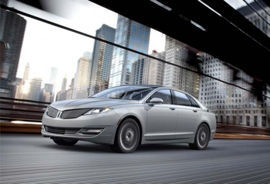 Ford, Lincoln, Lincoln MKZ, Lincoln Hybrid, Ford Hybrid, hybrid car, hybrid luxury car, green transportation, electric car