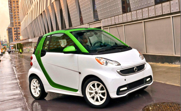 2017 Smart Fortwo Electric Drive Will Be The Most Affordable Ev In U S