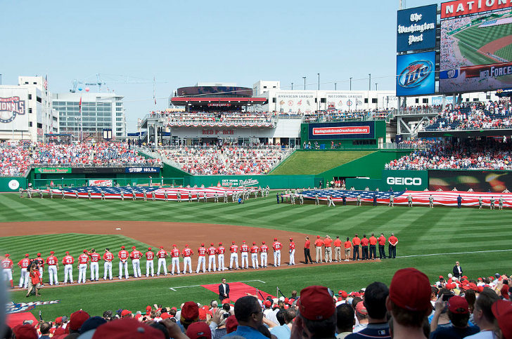 The 7 Most Energy-Efficient Baseball Stadiums in the U S