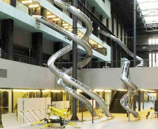 14 unique and spectacular staircases around the world for Tate modern building design