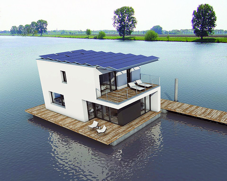 Bon Solar Powered Autarkhome House Boat Brings Passivhaus Living To The High  Seas | Inhabitat   Green Design, Innovation, Architecture, Green Building