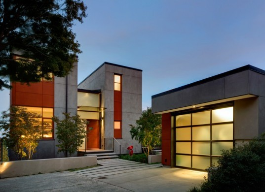 Capitol Hill Residence, Capitol Hill, Seattle, Washington, Balance Associates Architects, Architecture, sustainable, daylighting, modern design, Charter Construction, photovoltaic system, geothermal, energy efficient, solar shading