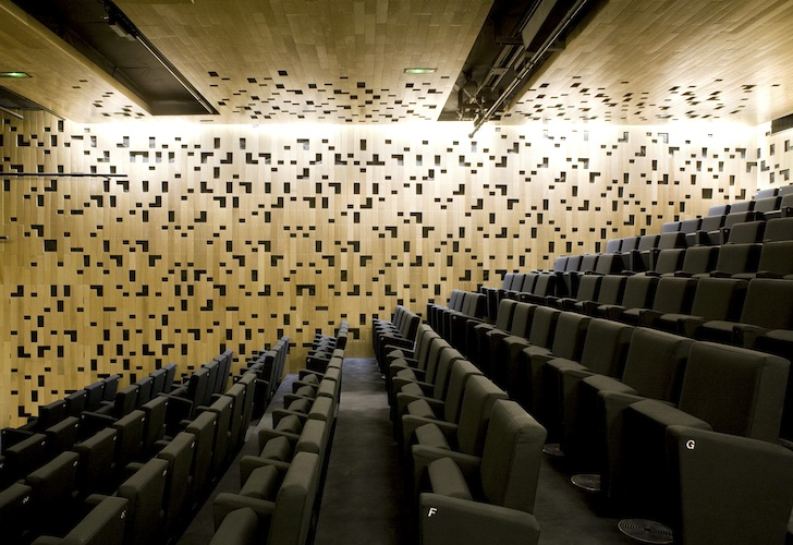 Chamber of Commerce and Industry by Chartier Corbasson Architectes ...
