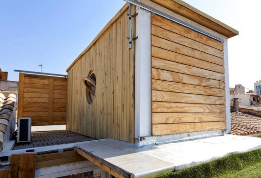 Container house in calle de fortenza design competitions - Casas container espana ...