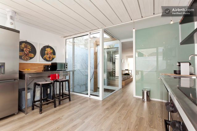 Beautiful Spanish Retreat Is A Shipping Container Capped Rooftop Casa Inhabitat Green Design Innovation Architecture Green Building