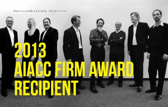 Dreyfuss & Blackford Architects, Sacramento, California, AIA, AIACC, Award, Firm of the Year, 2013, Sustainable, LEED, Architecture,