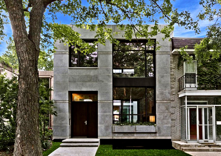 Ecologia Montreal: Single Family Residence Aims to be the First LEED ...