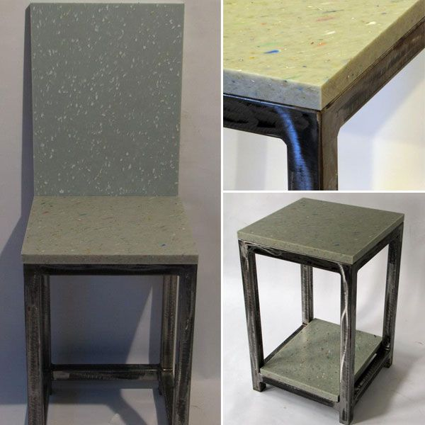 PK Steel Designs Creates Contemporary Furniture Out Of